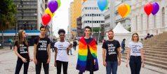FORUM MODEL PROMOVE CAMPANHA DO ORGULHO LGBT+